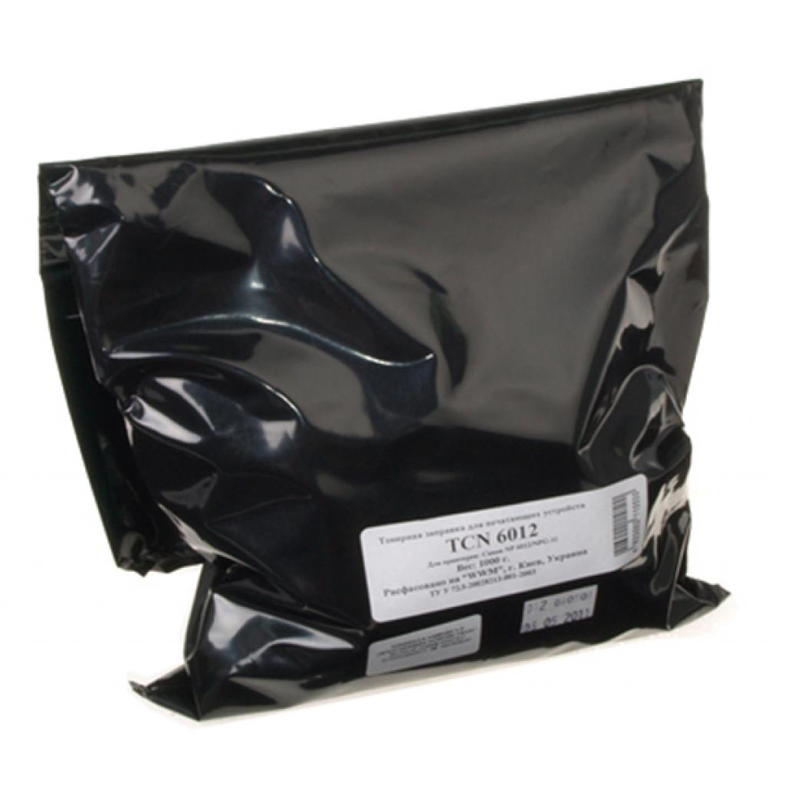 Тонер Canon NP-6012 Black WWM (TH39-4)