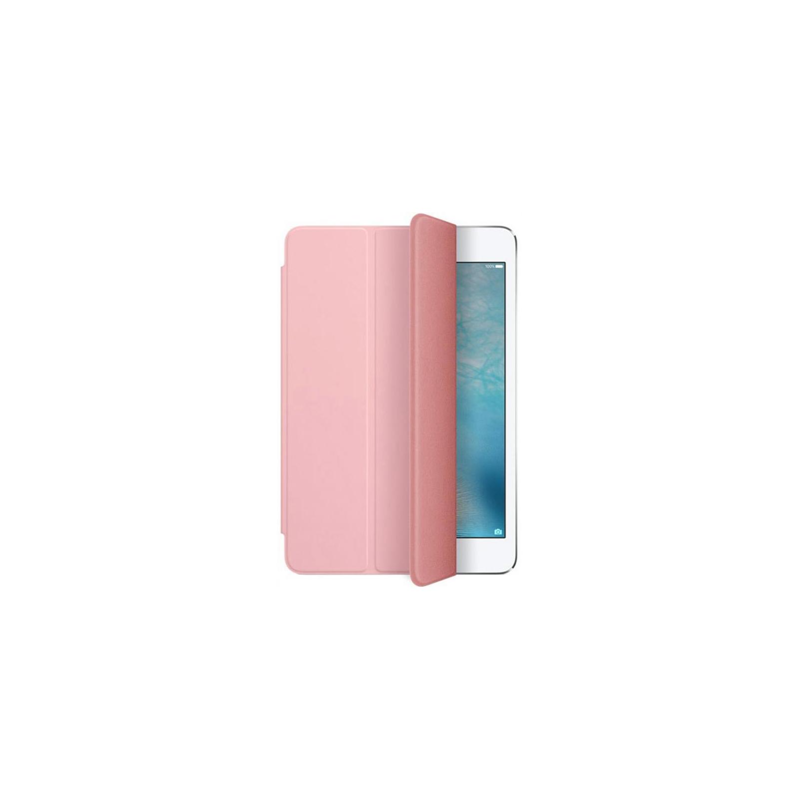 Чехол для планшета Apple Smart Cover для iPad mini 4 Pink (MKM32ZM/A) изображение 3
