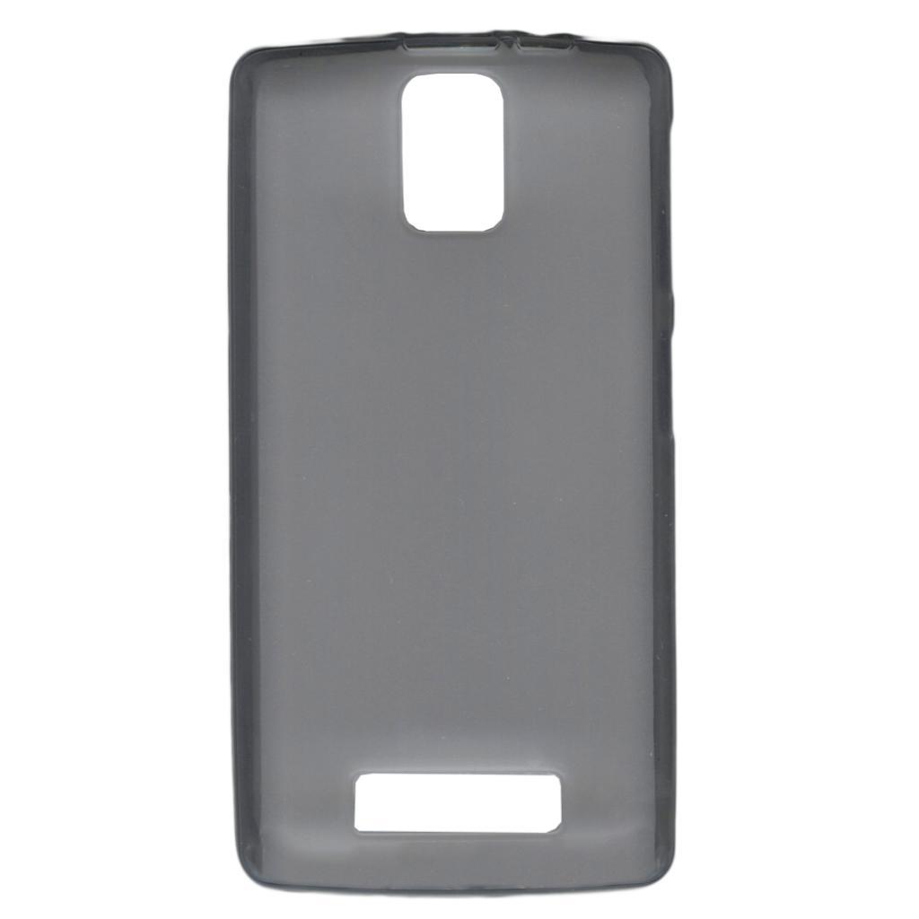 Чехол для моб. телефона Pro-case для Lenovo A1000 transblack (PCTPUA1000BL) изображение 3