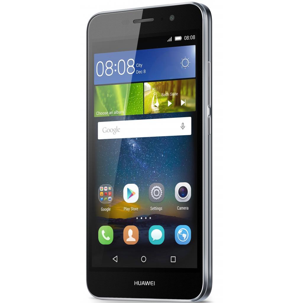 Мобильный телефон Huawei Y6 Pro Grey изображение 5