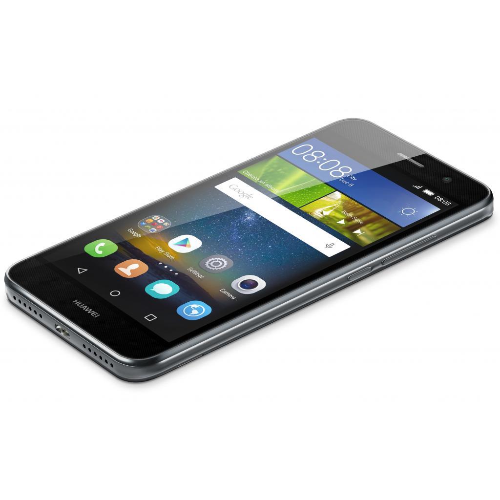 Мобильный телефон Huawei Y6 Pro Grey изображение 6
