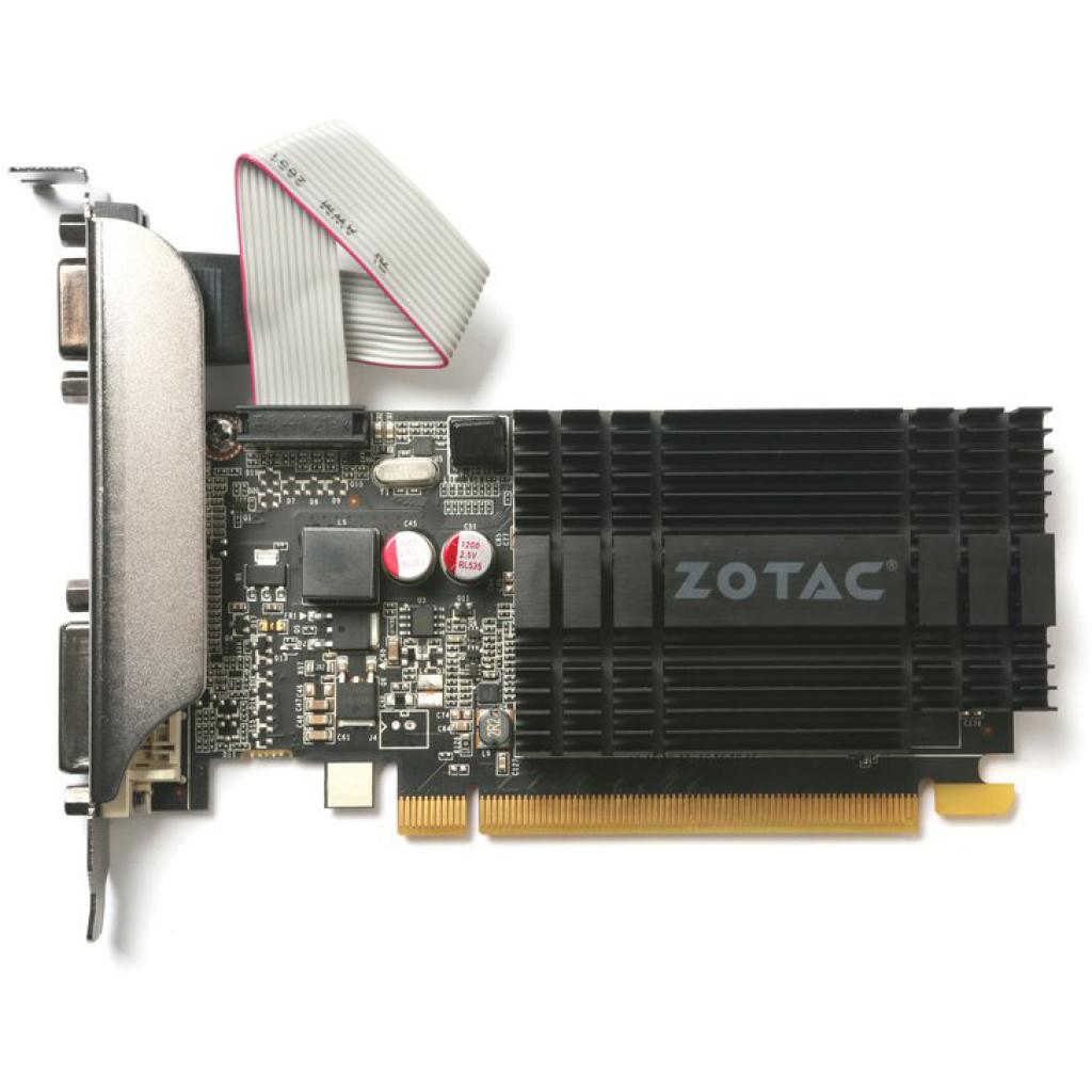 Видеокарта GeForce GT710 1024Mb ZOTAC (ZT-71301-20L) изображение 2