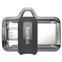 USB флеш накопитель SANDISK 32GB Ultra Dual Drive M3.0 USB 3.0 (SDDD3-032G-G46)