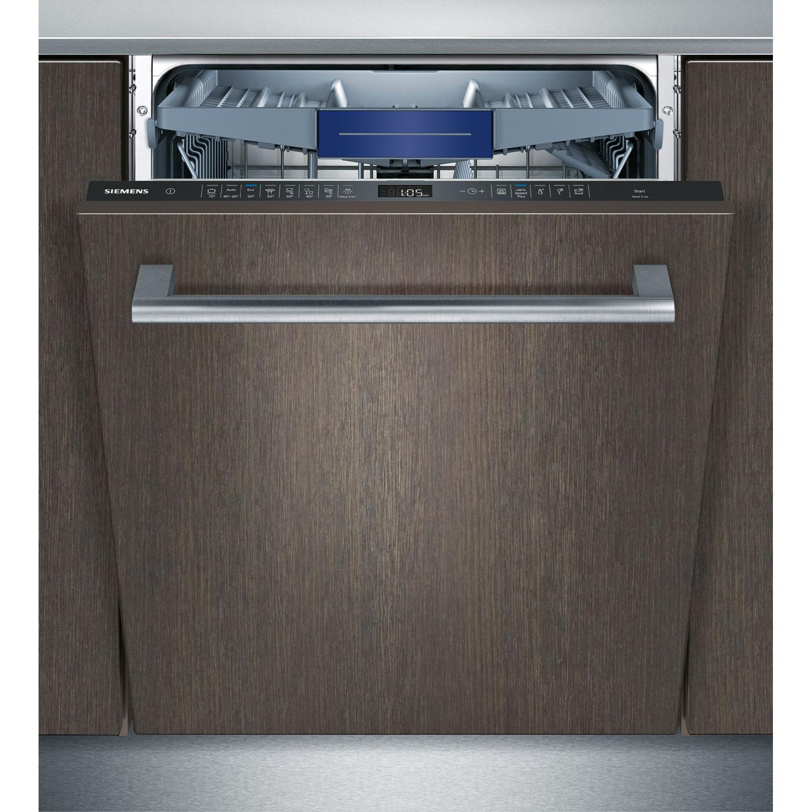 Посудомийна машина Siemens SN 658 X00 ME (SN658X00ME)