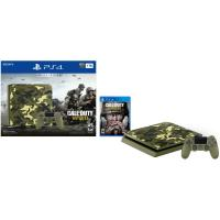 Игровая консоль SONY PlayStation 4 1TB + Call of Duty: WW II (327922)