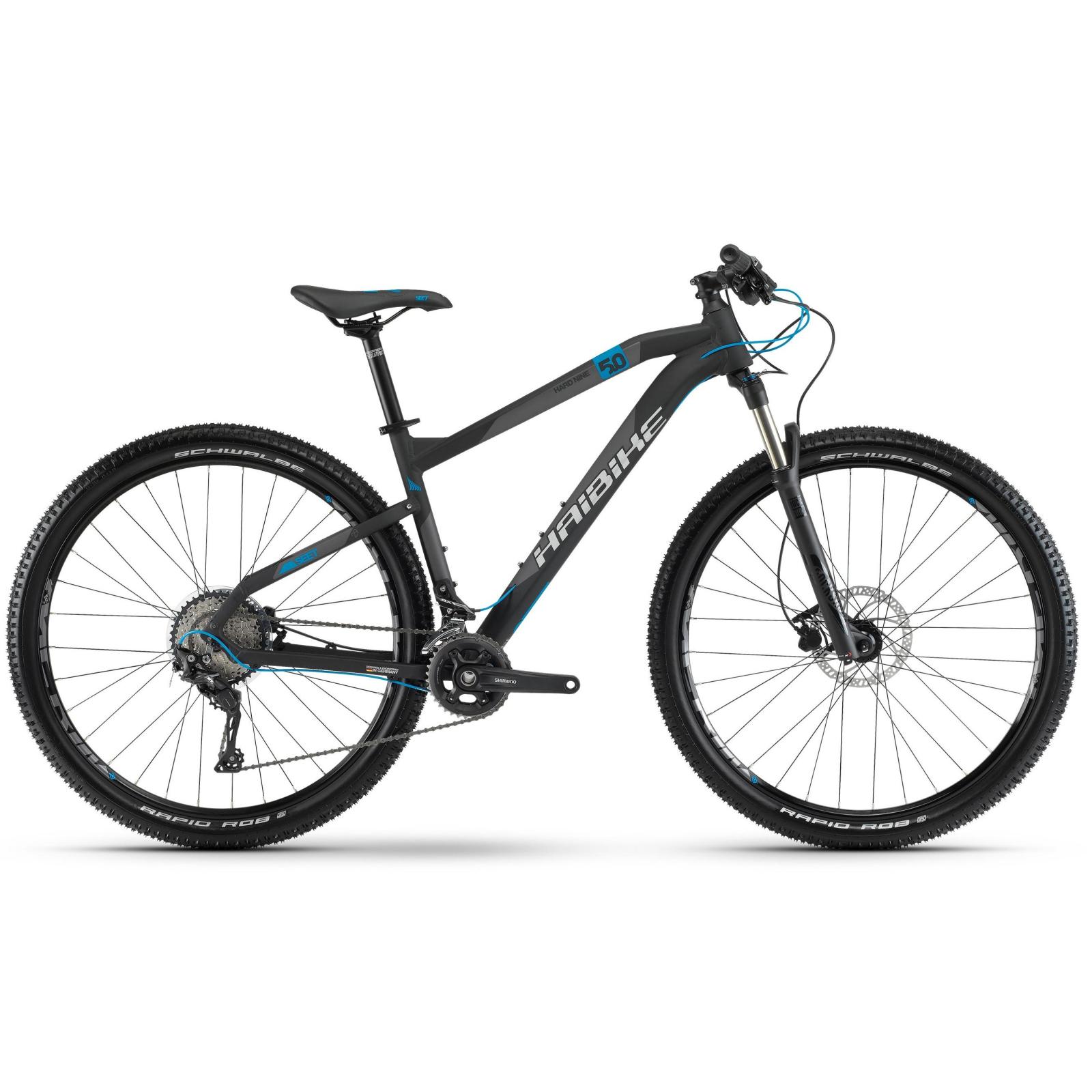 """Велосипед Haibike SEET HardNine 5.0 29"""", рама 50см, 2018 (4100116850)"""