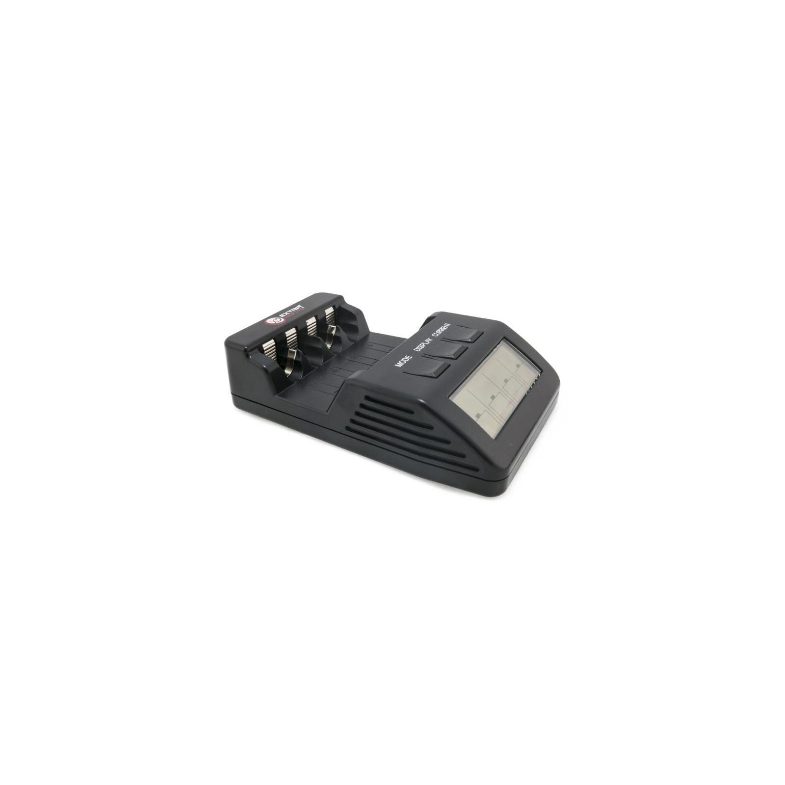 Зарядное устройство для аккумуляторов Extradigital BM110 + 4шт AA 2800 mAh (DV00DV2818) изображение 6