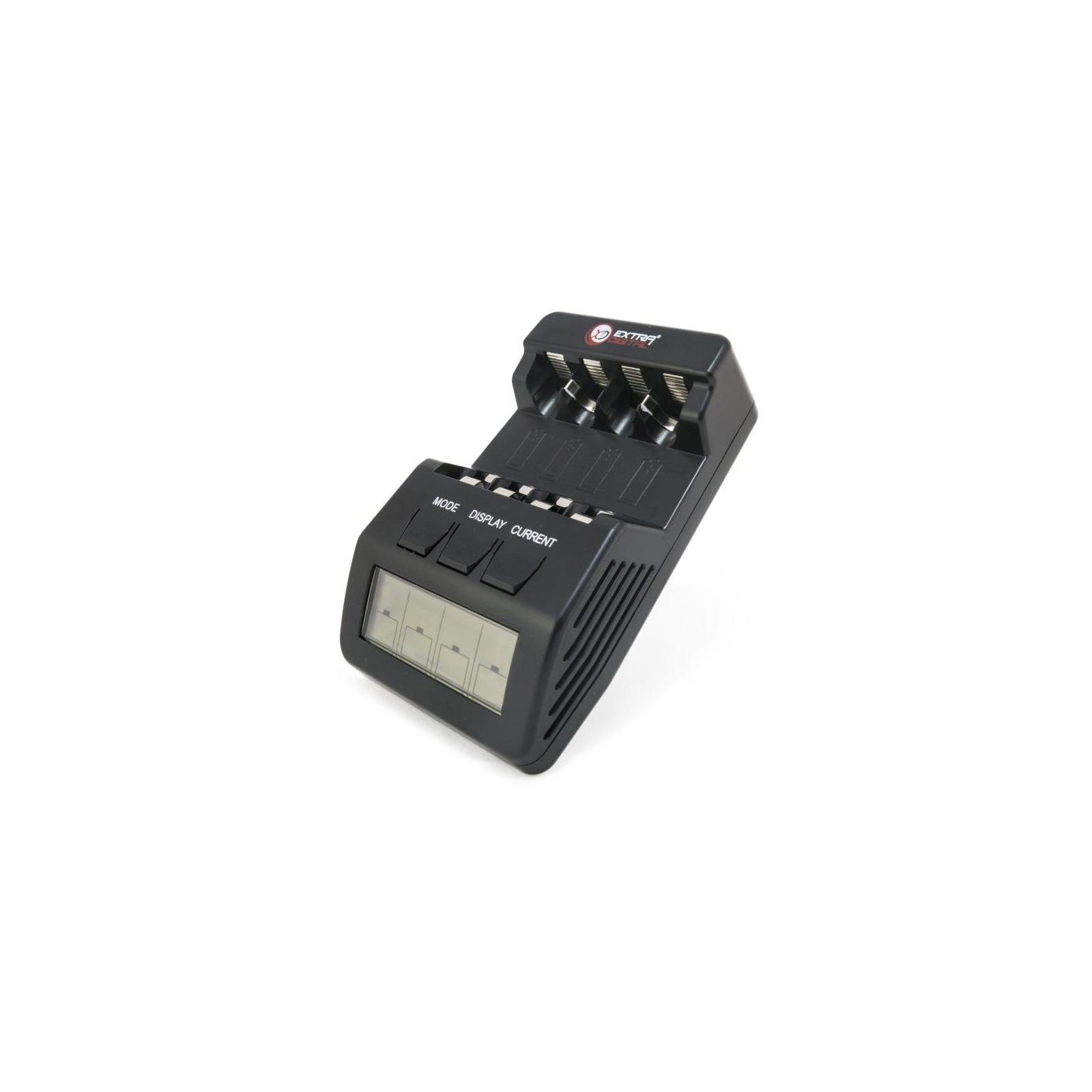 Зарядное устройство для аккумуляторов Extradigital BM110 + 4шт AA 2800 mAh (DV00DV2818)