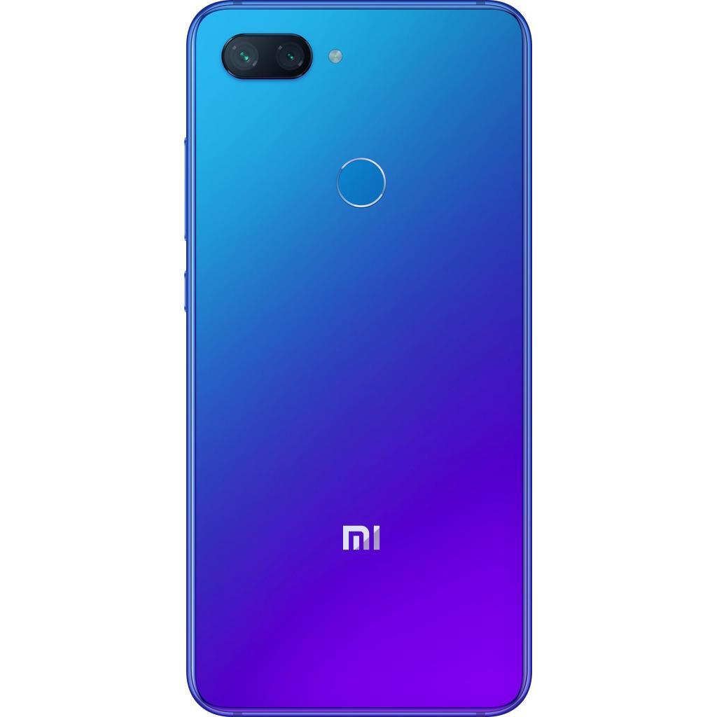 Мобильный телефон Xiaomi Mi8 Lite 4/64GB Aurora Blue изображение 2