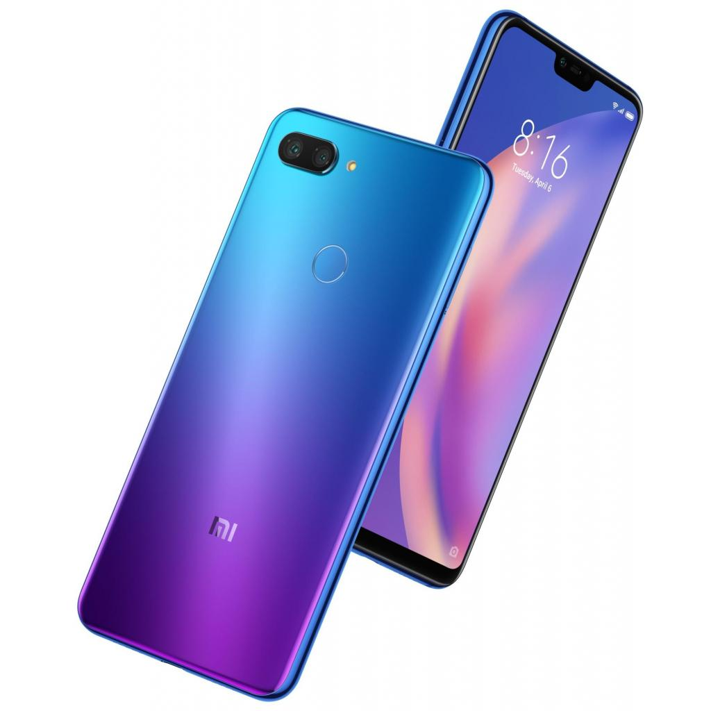 Мобильный телефон Xiaomi Mi8 Lite 4/64GB Aurora Blue изображение 8