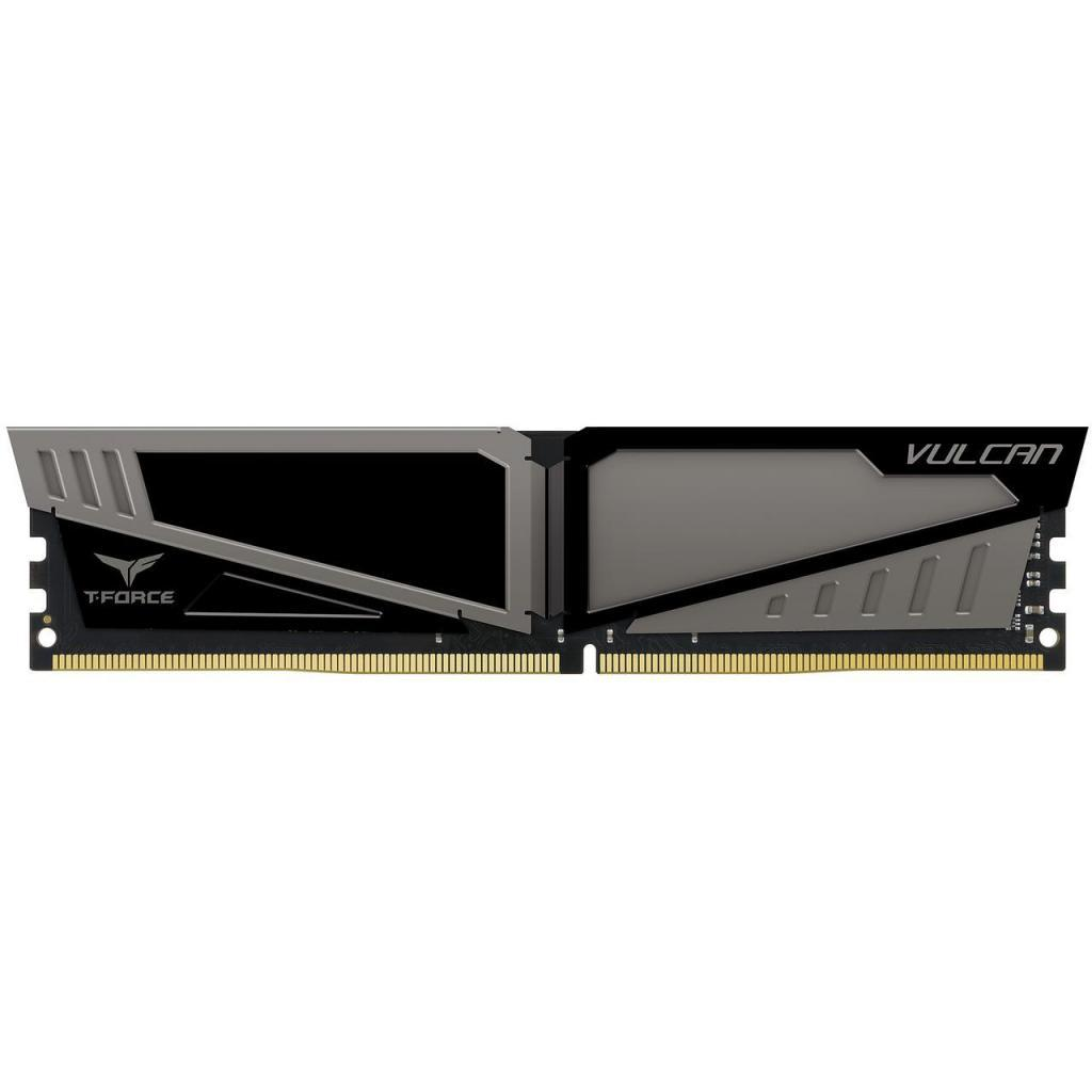 Модуль памяти для компьютера DDR4 8GB 2666 MHz T-Force Vulcan Gray Team (TLGD48G2666HC15B01)