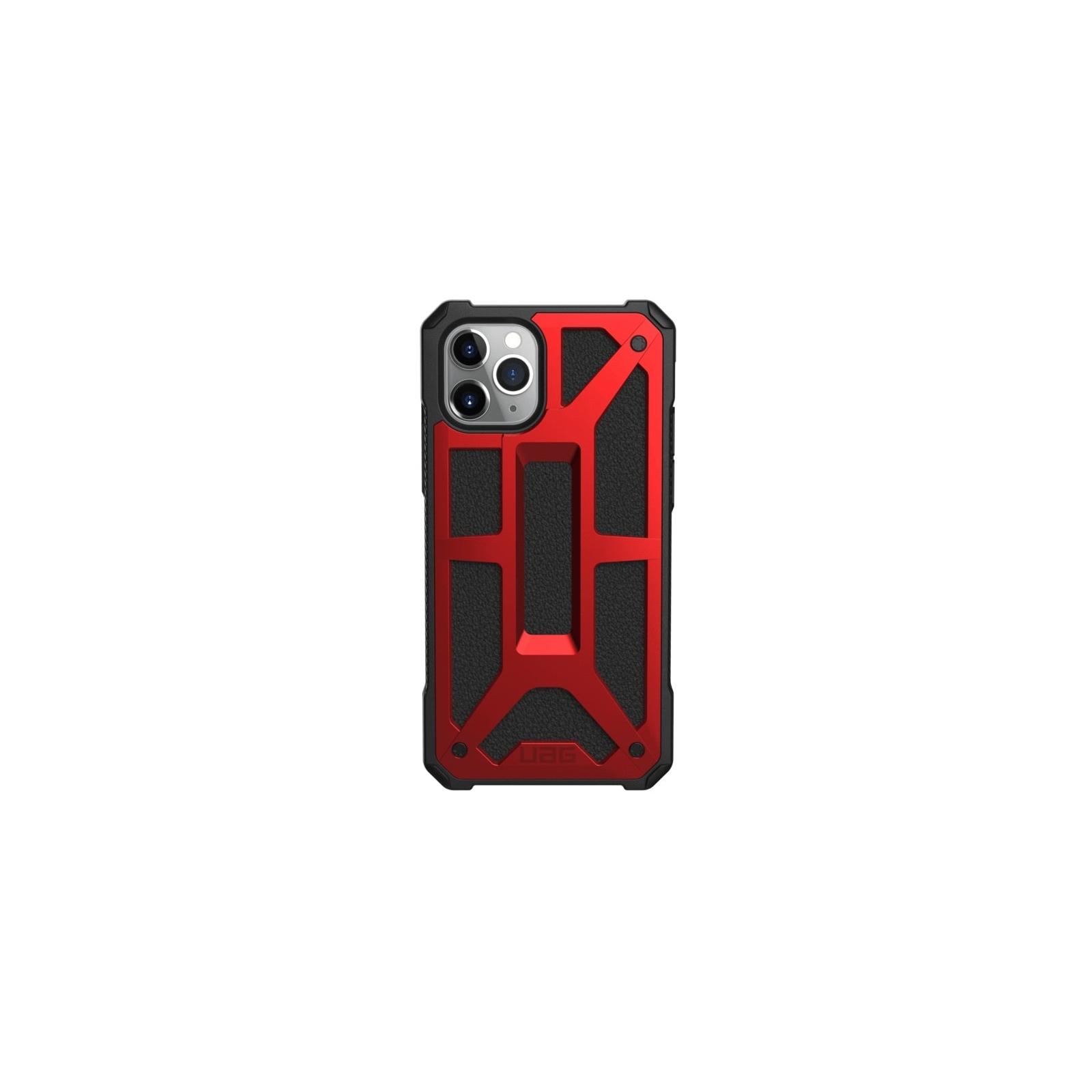 Чехол для моб. телефона Uag iPhone 11 Pro Monarch, Black (111701114040)