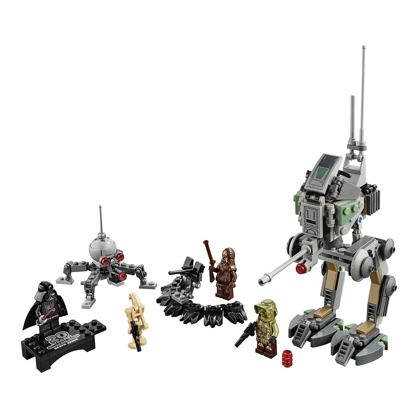 Конструктор LEGO Star Wars Шагоход-разведчик клонов (75261) изображение 2