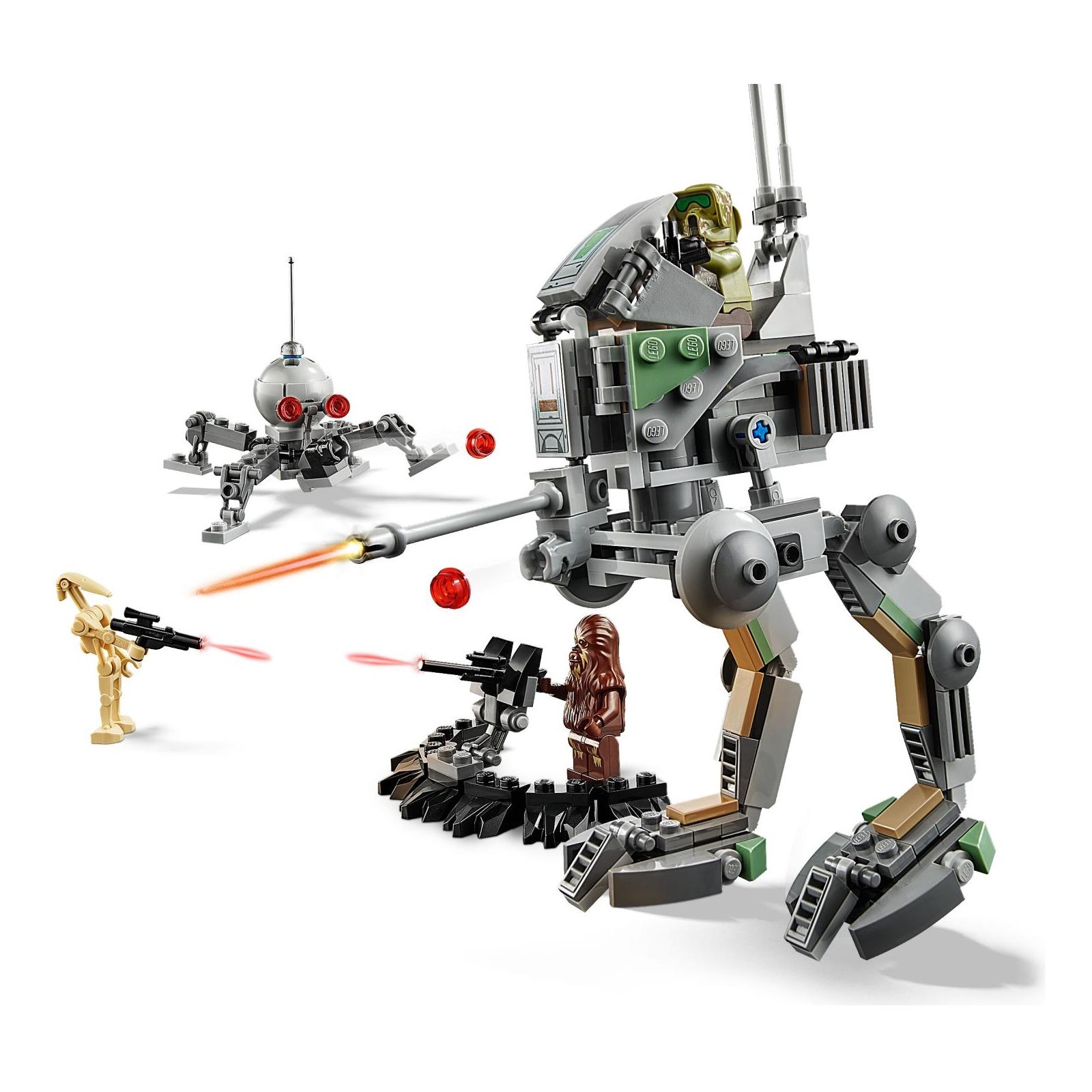 Конструктор LEGO Star Wars Шагоход-разведчик клонов (75261) изображение 3