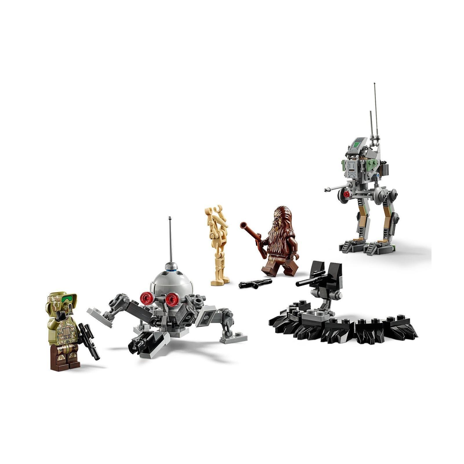 Конструктор LEGO Star Wars Шагоход-разведчик клонов (75261) изображение 4