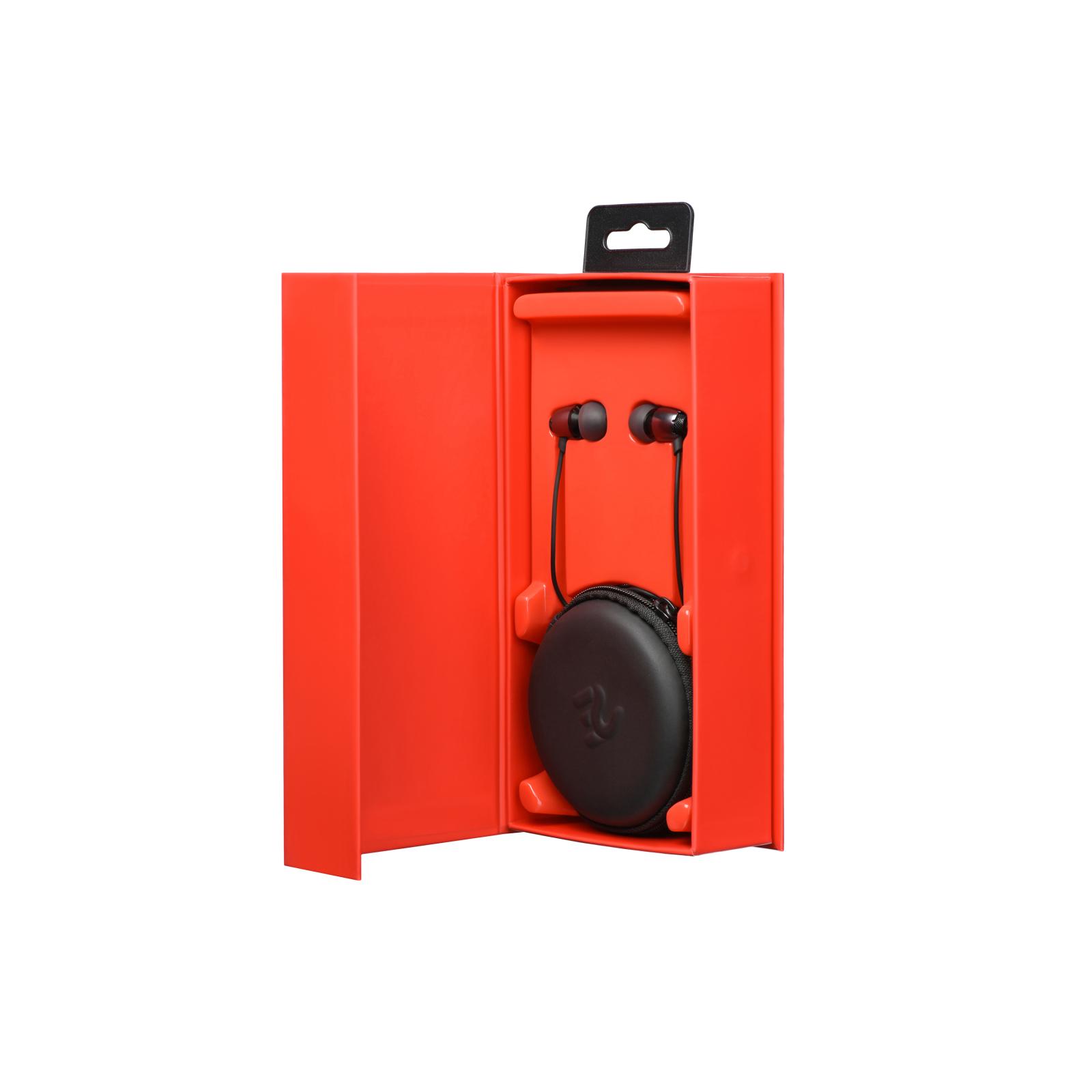Навушники 2E S6 Pinion Червоний (2E-IES6RD) зображення 5