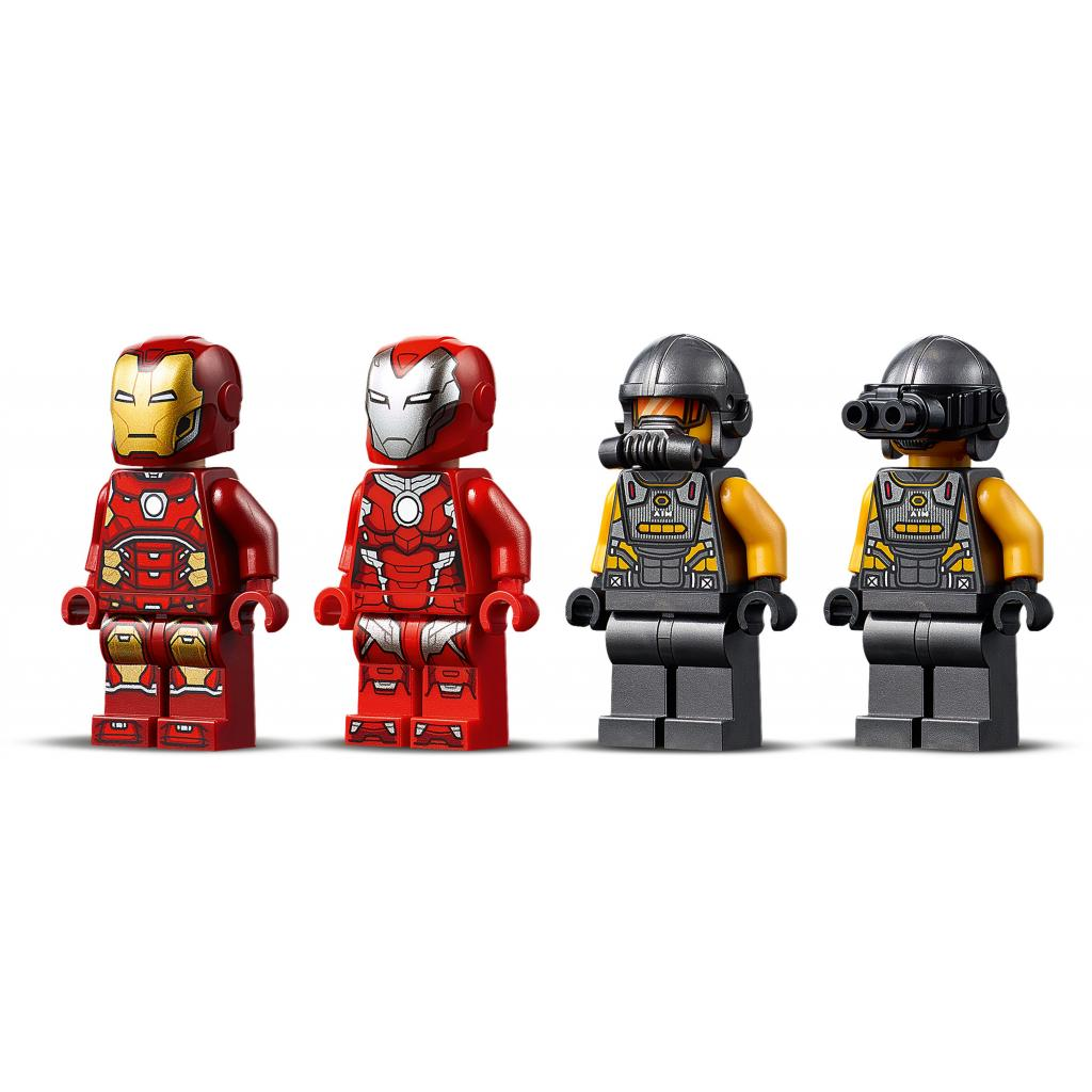 Конструктор LEGO Super Heroes Marvel Comics Халкбастер против агента А.И.М. (76164) изображение 3