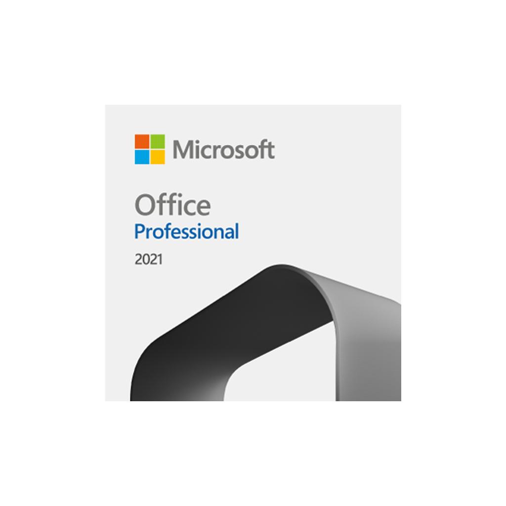 Офісний додаток Microsoft Office Pro 2021 Win All Lng PK Lic Online Конверт (269-17192-ESD)