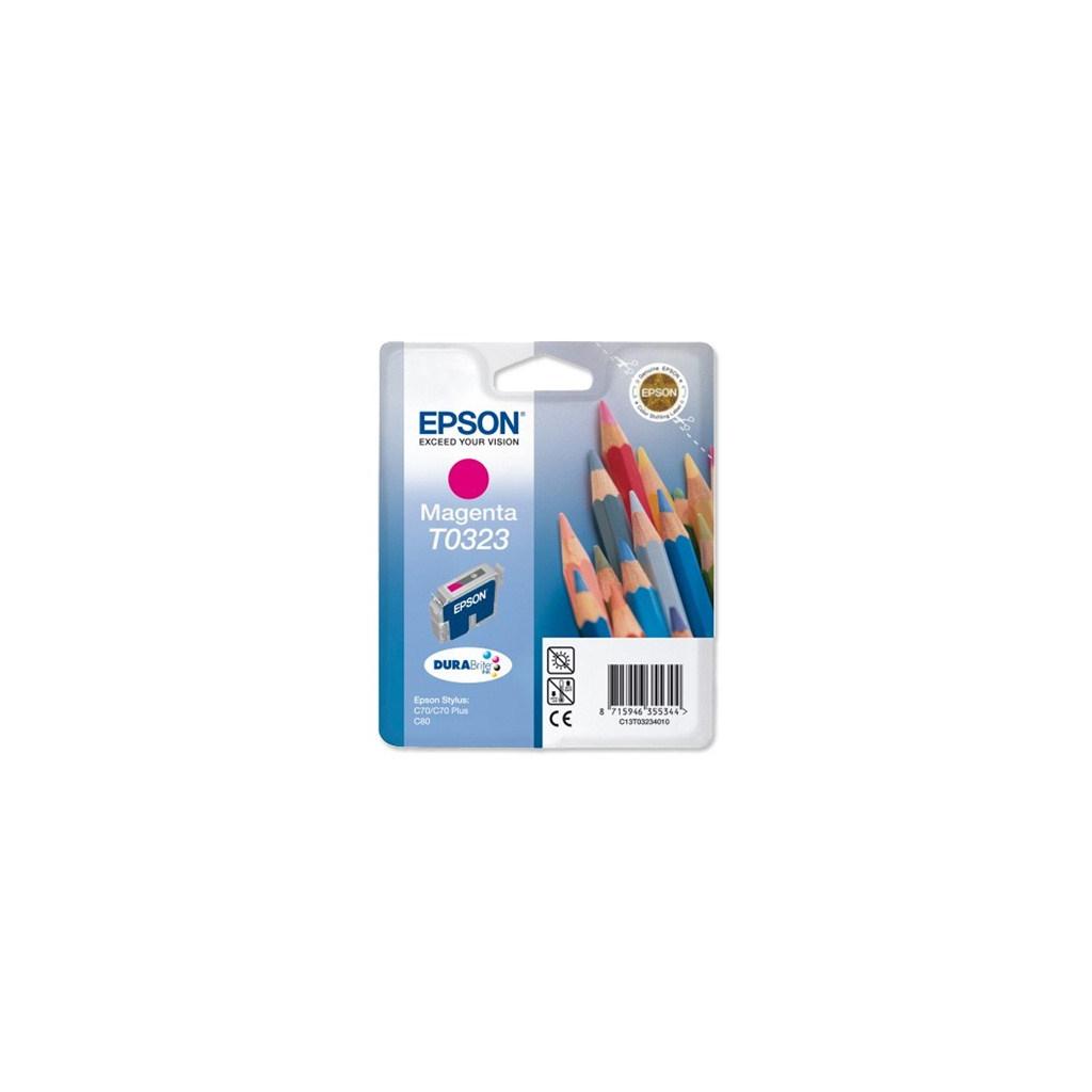 Картридж St C70/80 magenta EPSON (C13T03234010)