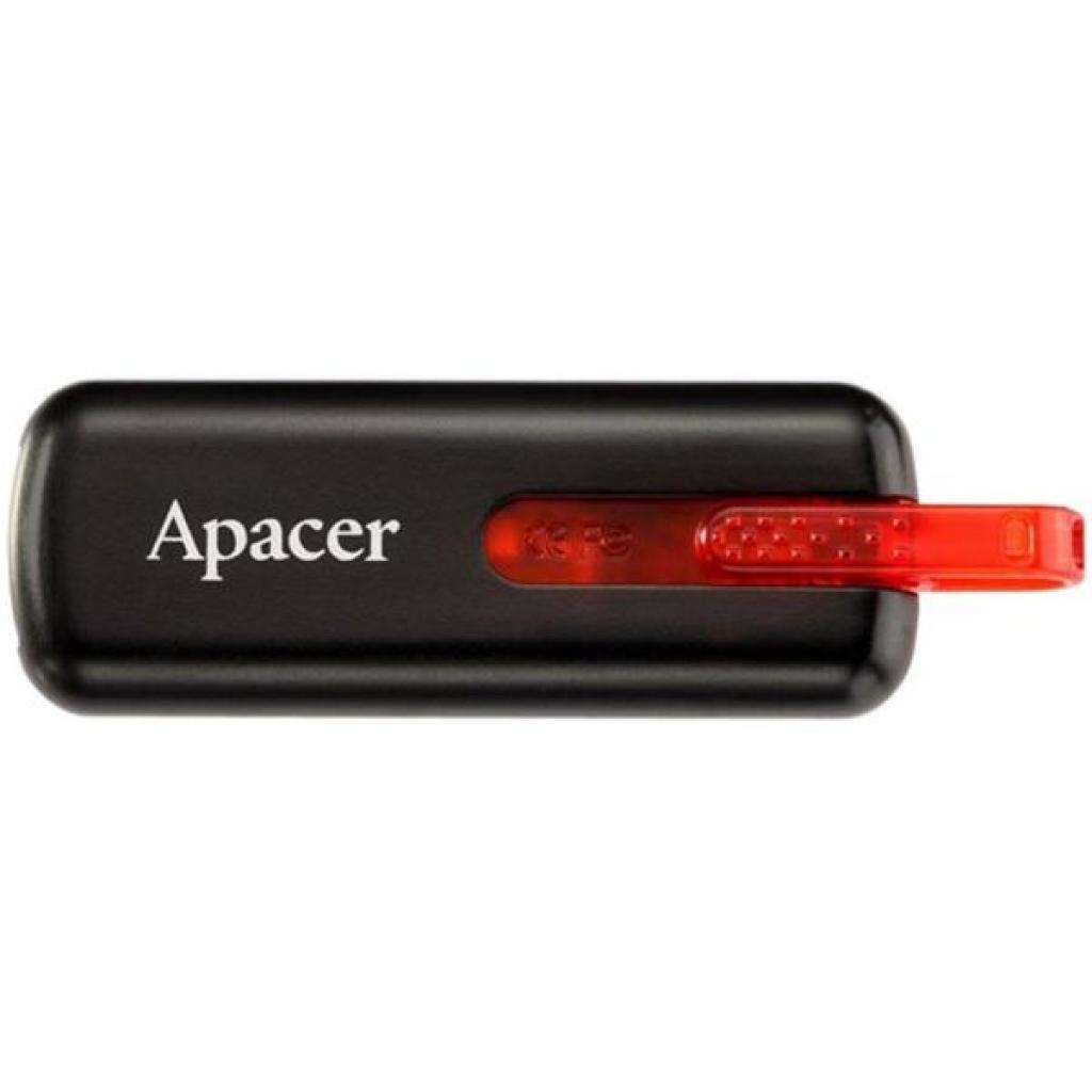 USB флеш накопитель Handy Steno AH326 black Apacer (AP8GAH326B-1) изображение 3
