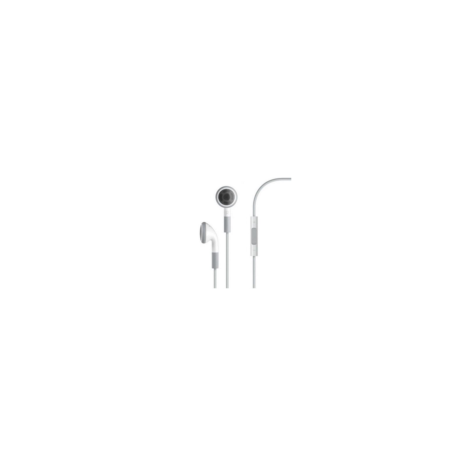 Наушники iPod Earphones with Mic Apple (MB770G/B)