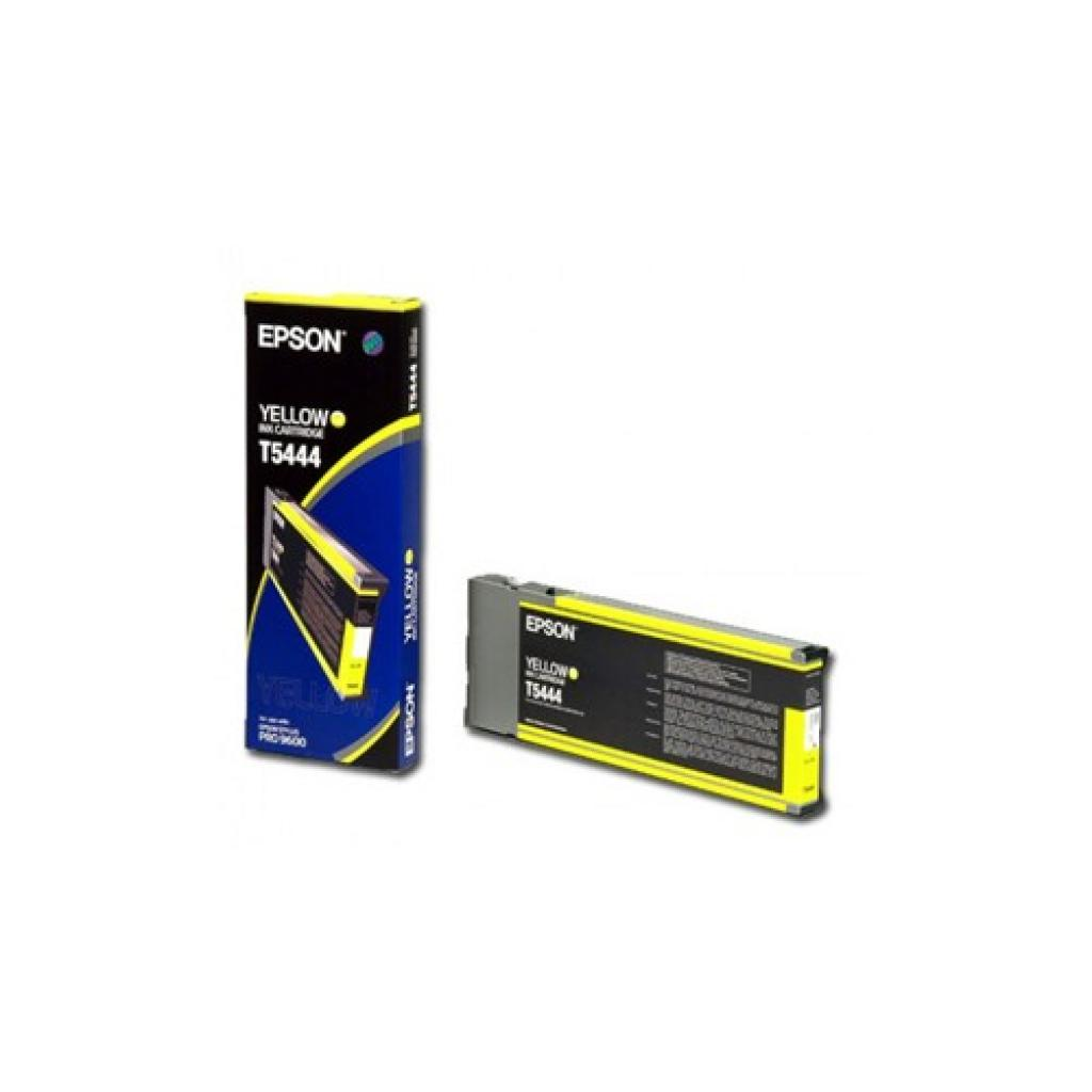 Картридж EPSON St Pro 4400/4450 yellow (C13T614400)