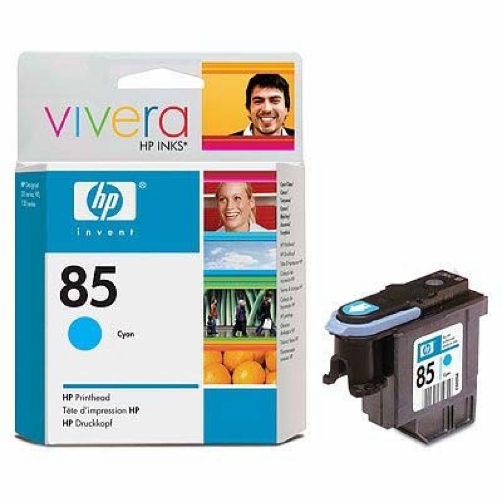 Печатающая головка HP №85 Cyan (DesignJ130/130nr) (C9420A)