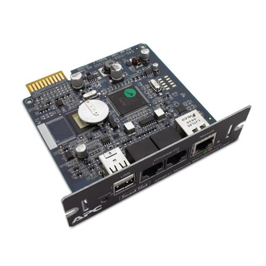 Дополнительное оборудование Network Management Card 2 APC (AP9631)