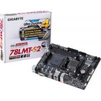 Купить                  Материнская плата GIGABYTE GA-78LMT-S2