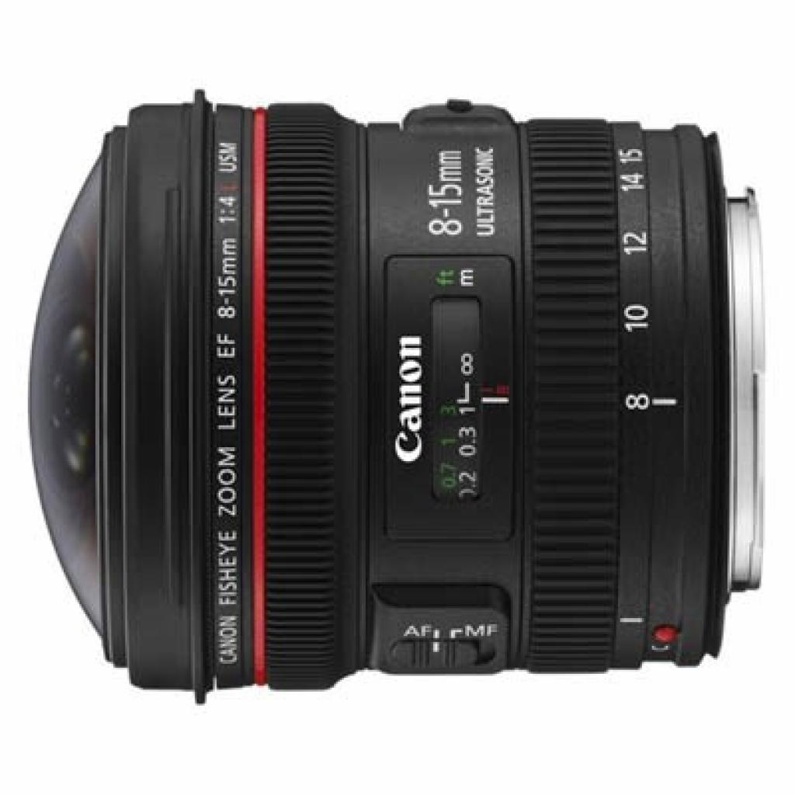 Объектив Canon EF 8-15mm f/4L fisheye USM (4427B005)