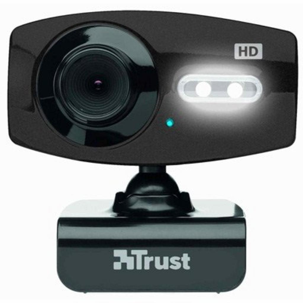 Веб-камера Trust eLight Full HD 1080p Webcam (17676)