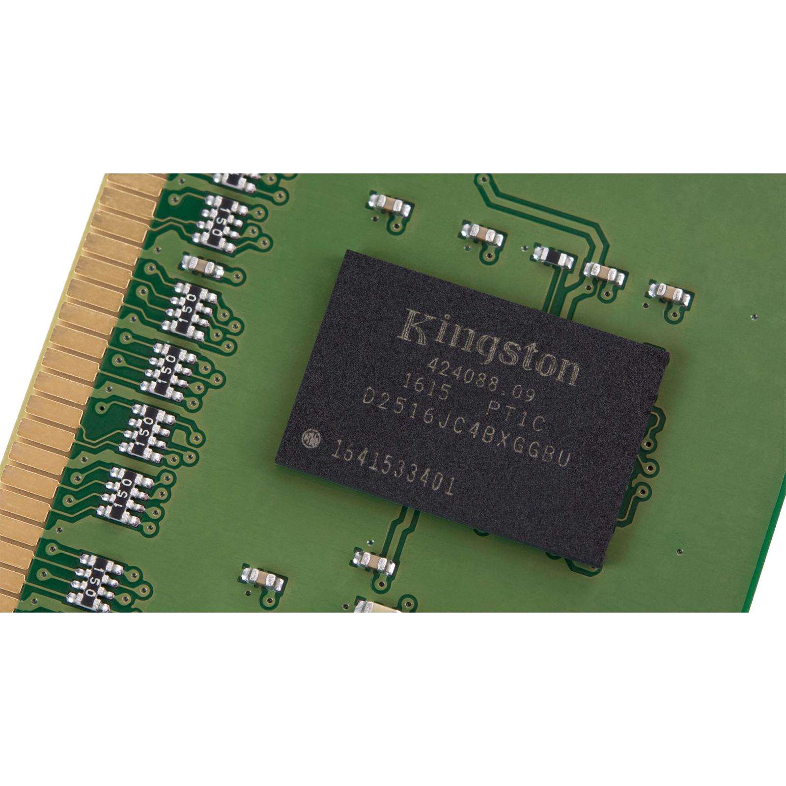 Модуль памяти для компьютера DDR3 2GB 1333 MHz Kingston (KVR13N9S6/2) изображение 3