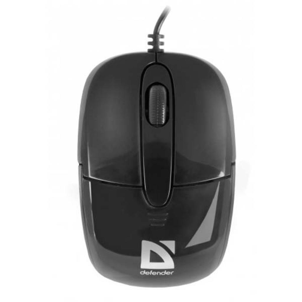 Мышка Defender Optimum MS-130 B (52130) изображение 2