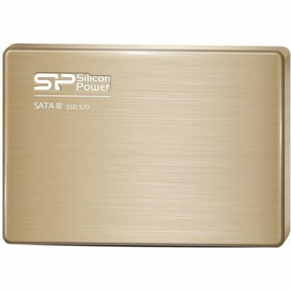 "Накопитель SSD 2.5""  60GB Silicon Power (SP060GBSS3S70S25)"