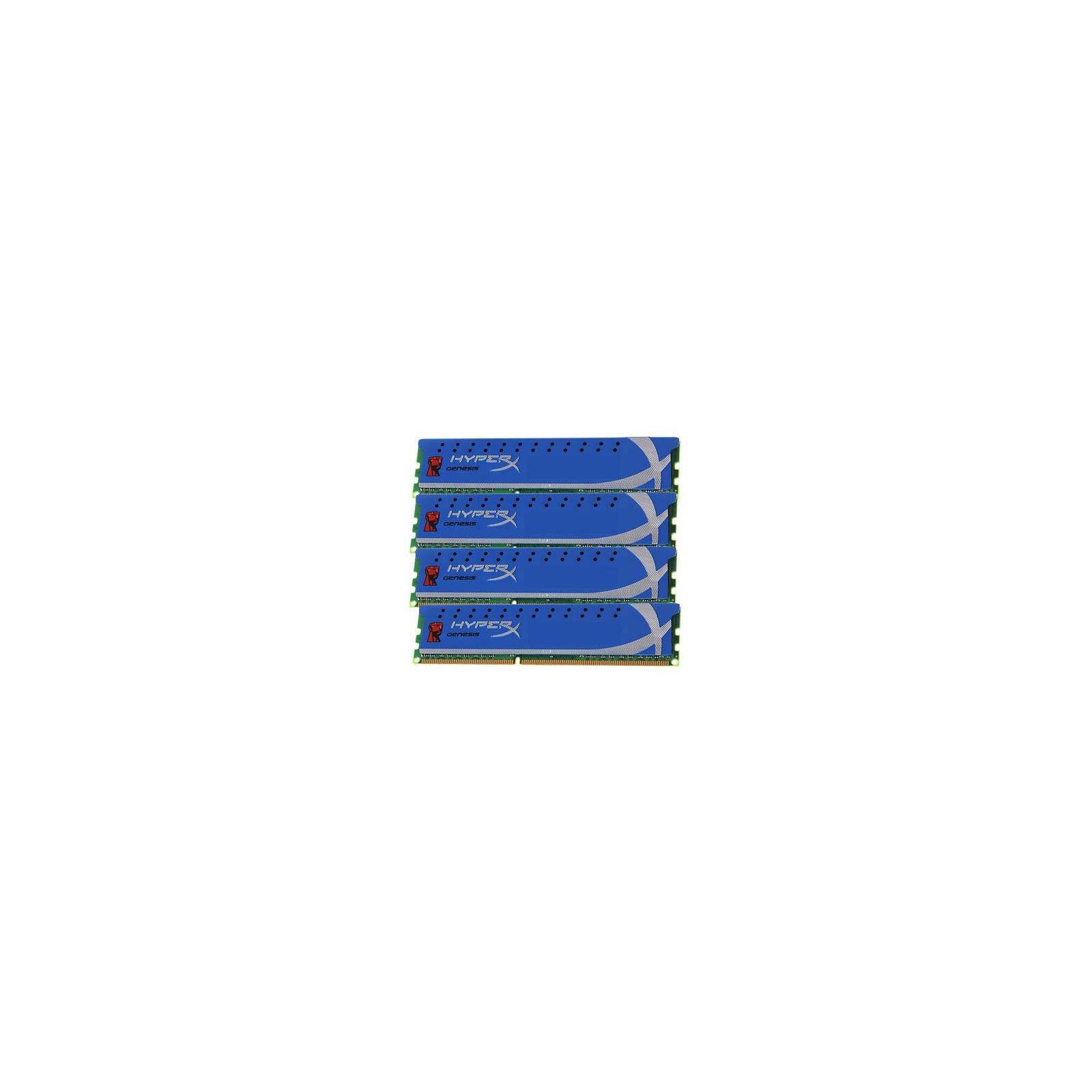 Модуль памяти для компьютера DDR3 32GB (4x8GB) 1600 MHz Kingston (KHX16C9K4/32X)