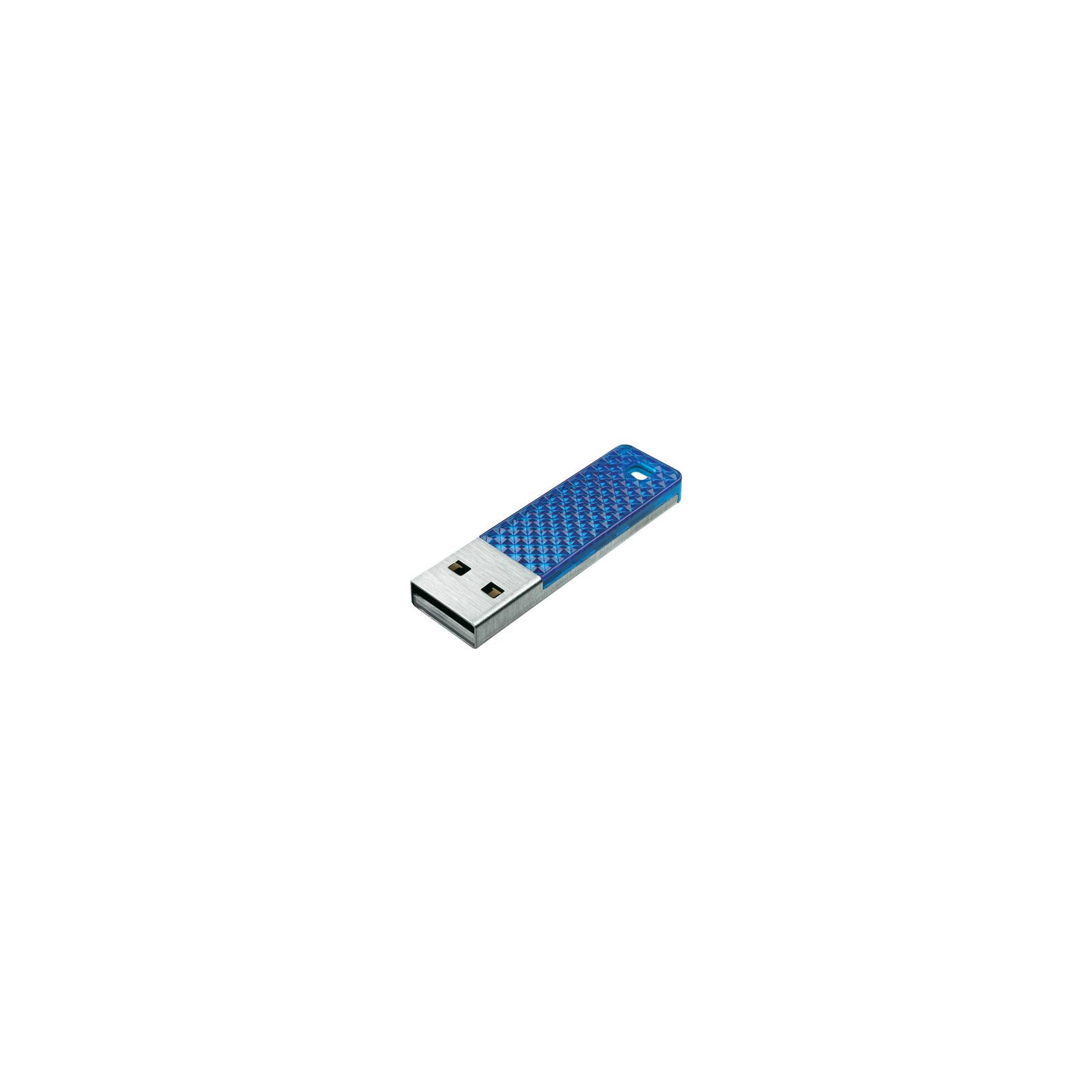 USB флеш накопитель SANDISK 32Gb Cruzer Facet blue (SDCZ55-032G-B35B)
