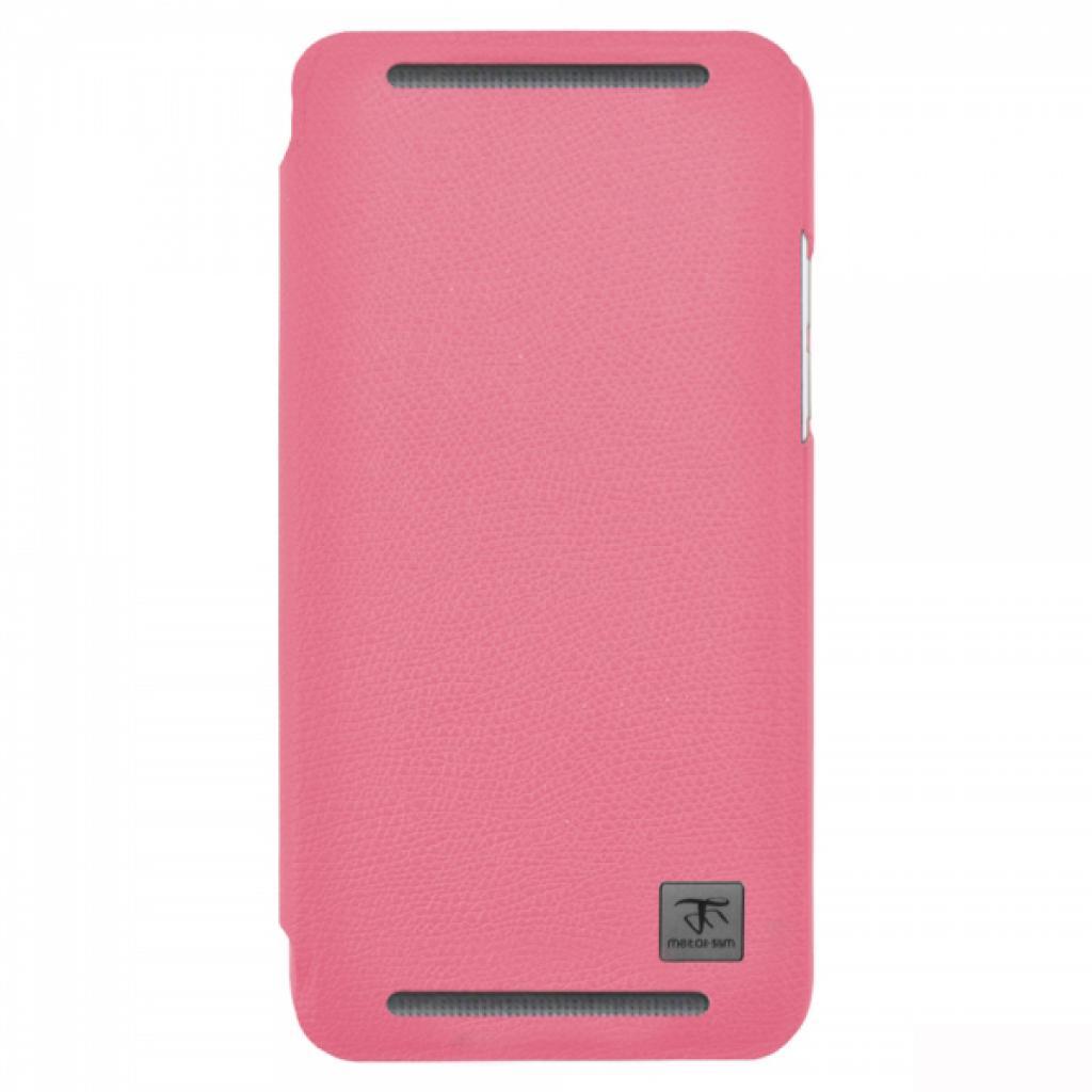 Чехол для моб. телефона Metal-Slim HTC ONE /Classic U Pink (L-H0023MU0005)