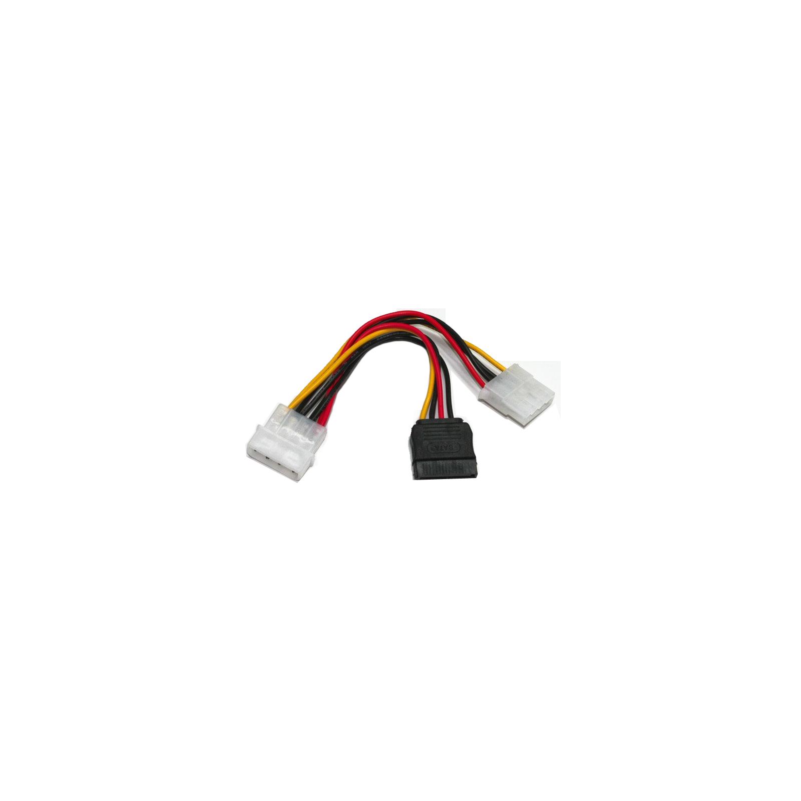 Кабель питания Cablexpert SATA-PSY2 (power) (CC-SATA-PSY2)