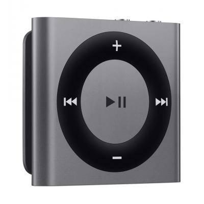 mp3 плеер Apple iPod shuffle 2GB Space Gray (ME949RP/A)