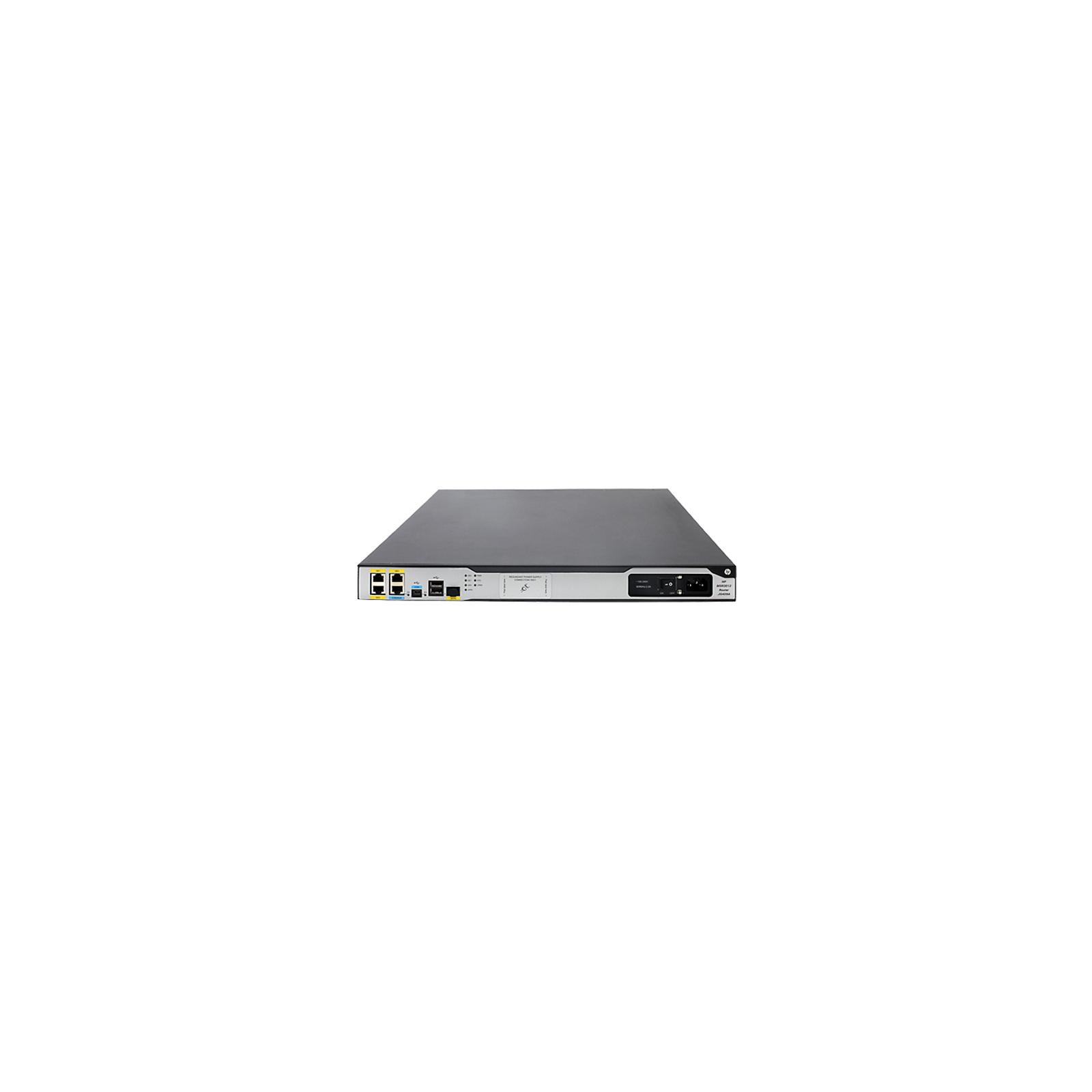 Маршрутизатор HP MSR3012 (JG409A) изображение 2