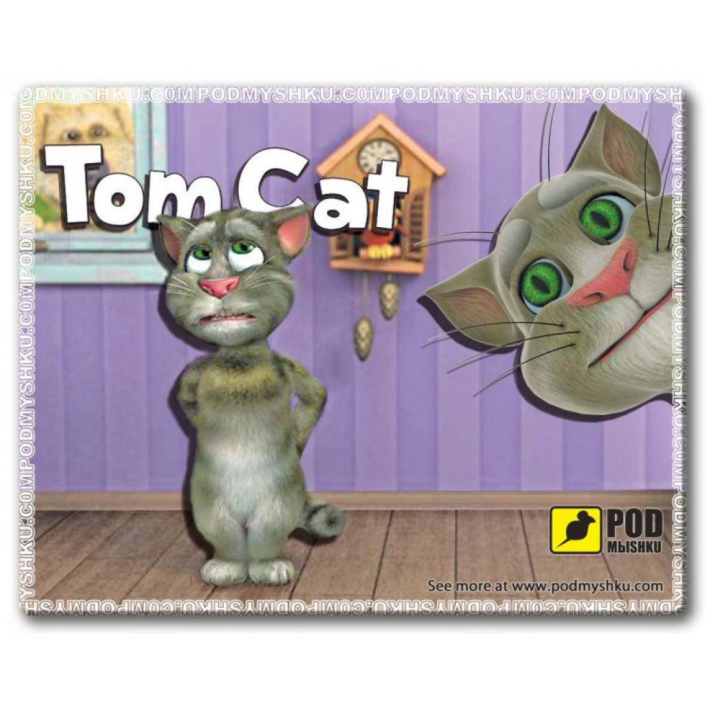 Коврик Pod Mishkou Tom cat