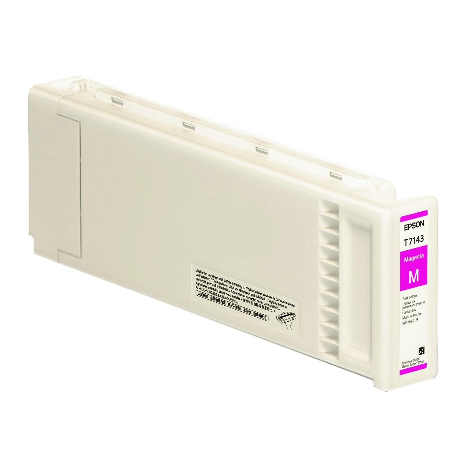 Картридж EPSON SureColor SC-S70610 Magenta (C13T714300)
