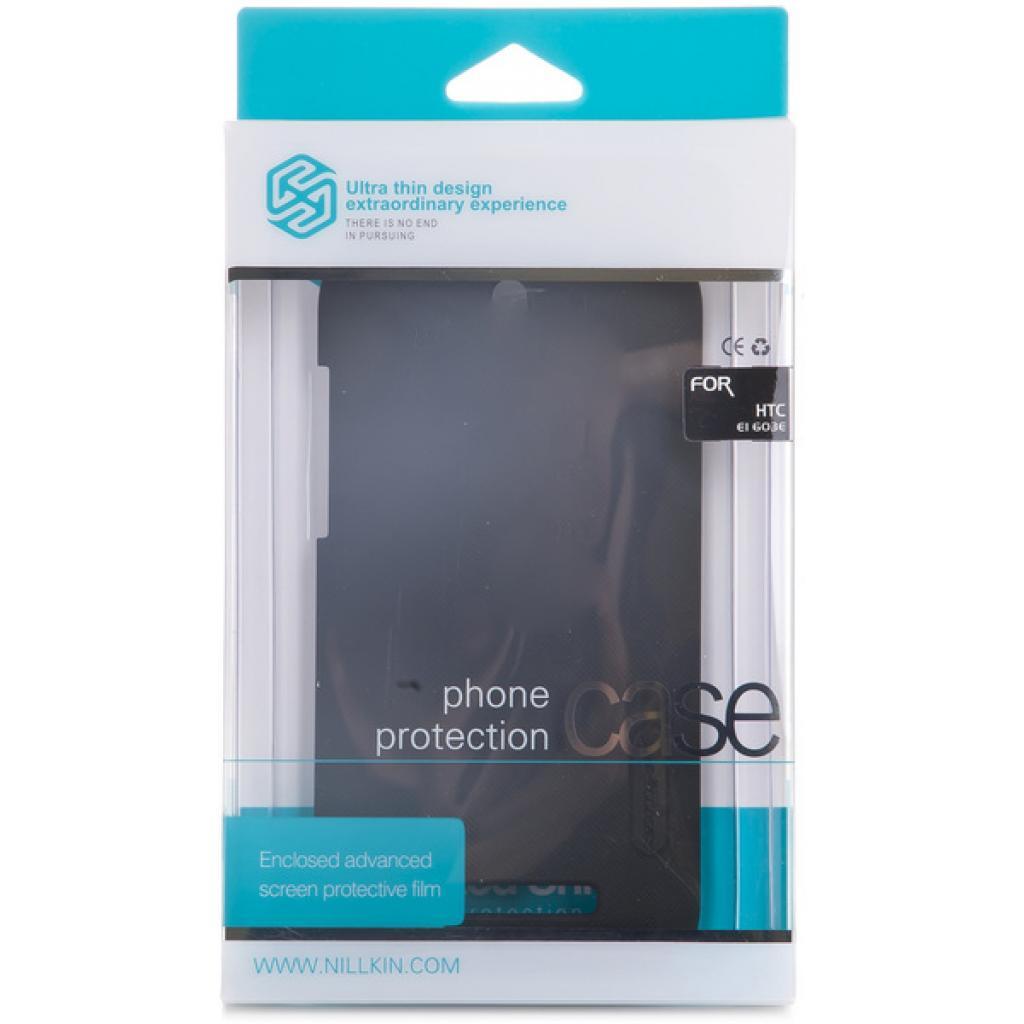 Чехол для моб. телефона NILLKIN для HTC Desire 501 /Super Frosted Shield/Black (6129116)