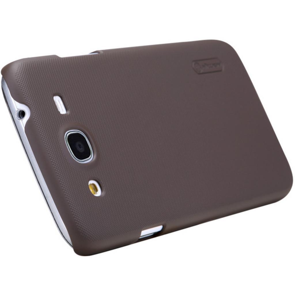Чехол для моб. телефона NILLKIN для Samsung I9152 /Super Frosted Shield/Brown (6065868) изображение 3