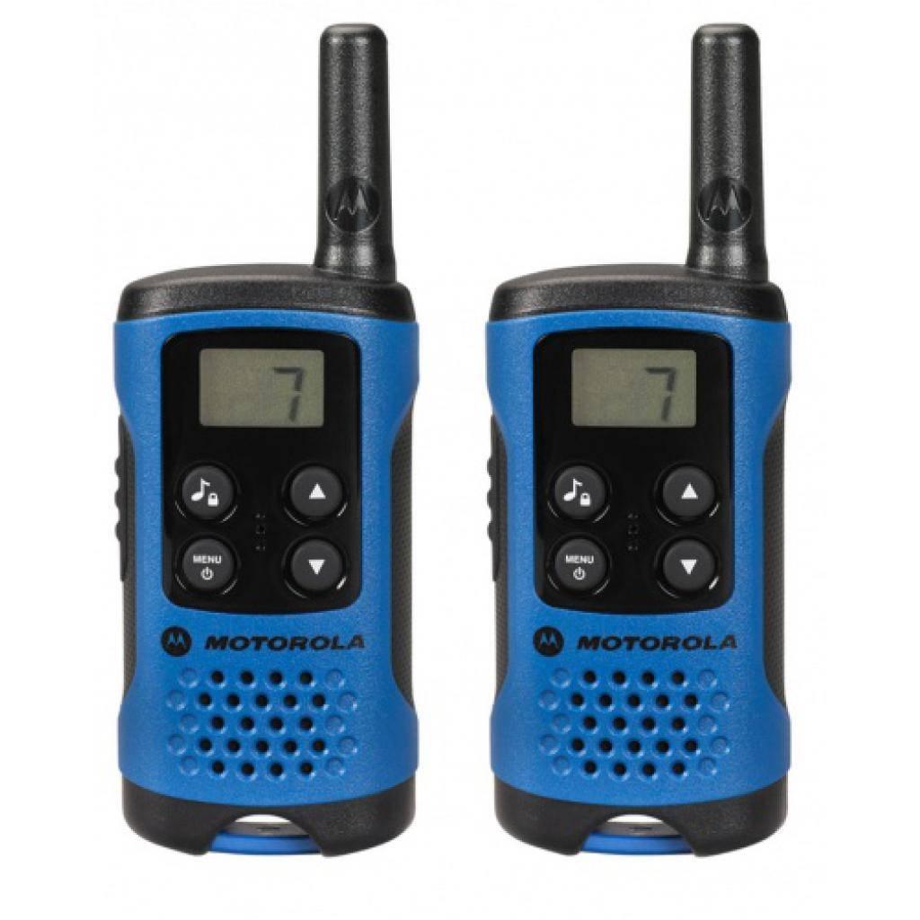 Портативная рация Motorola TLKR T41 Blue