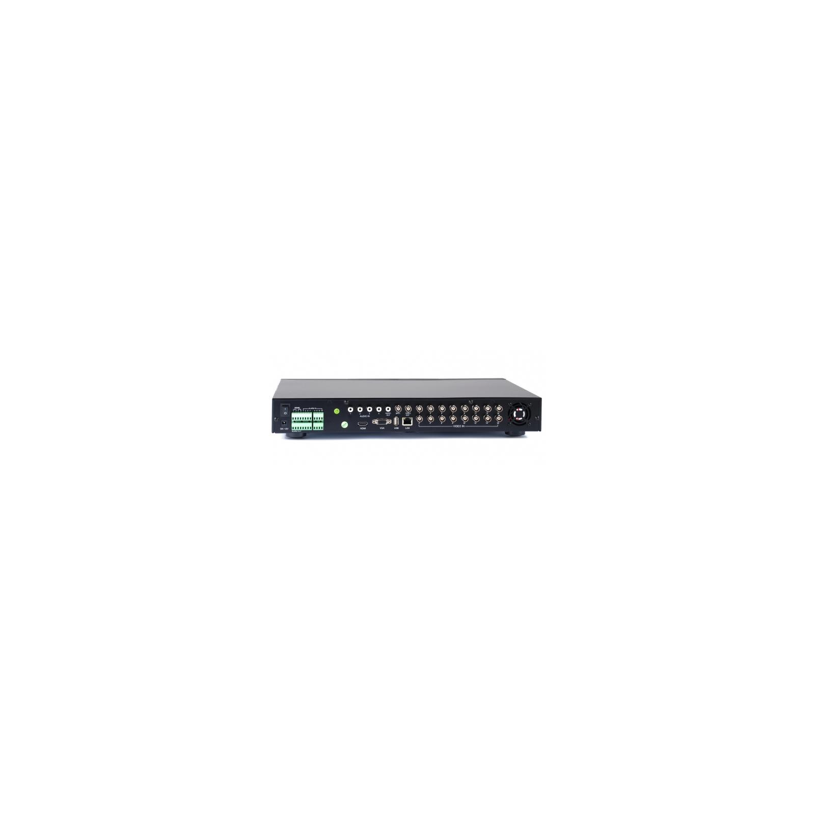Регистратор для видеонаблюдения Gazer NS216r изображение 4