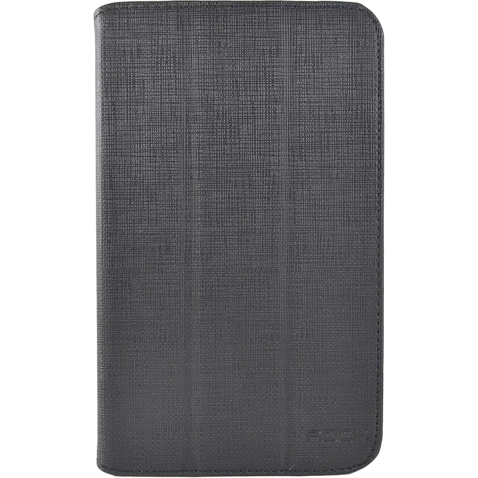 "Чехол для планшета Rock 7"" Samsung Galaxy Tab 3 7.0 T2100/T2110 Flexible Series (32006 black)"