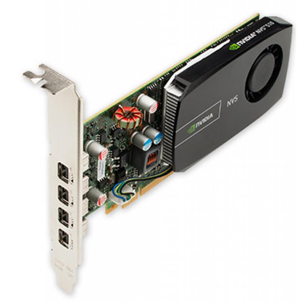 Видеокарта Quadro NVS 510 2048MB PNY (VCNVS510DVI-PB) изображение 3