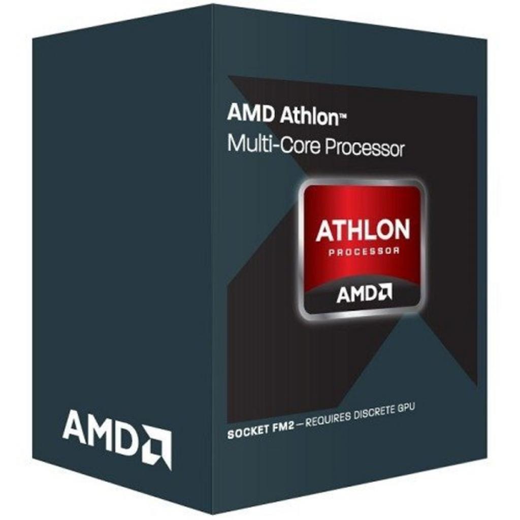 Процессор AMD Athlon ™ II X4 860K (AD860KXBJABOX)