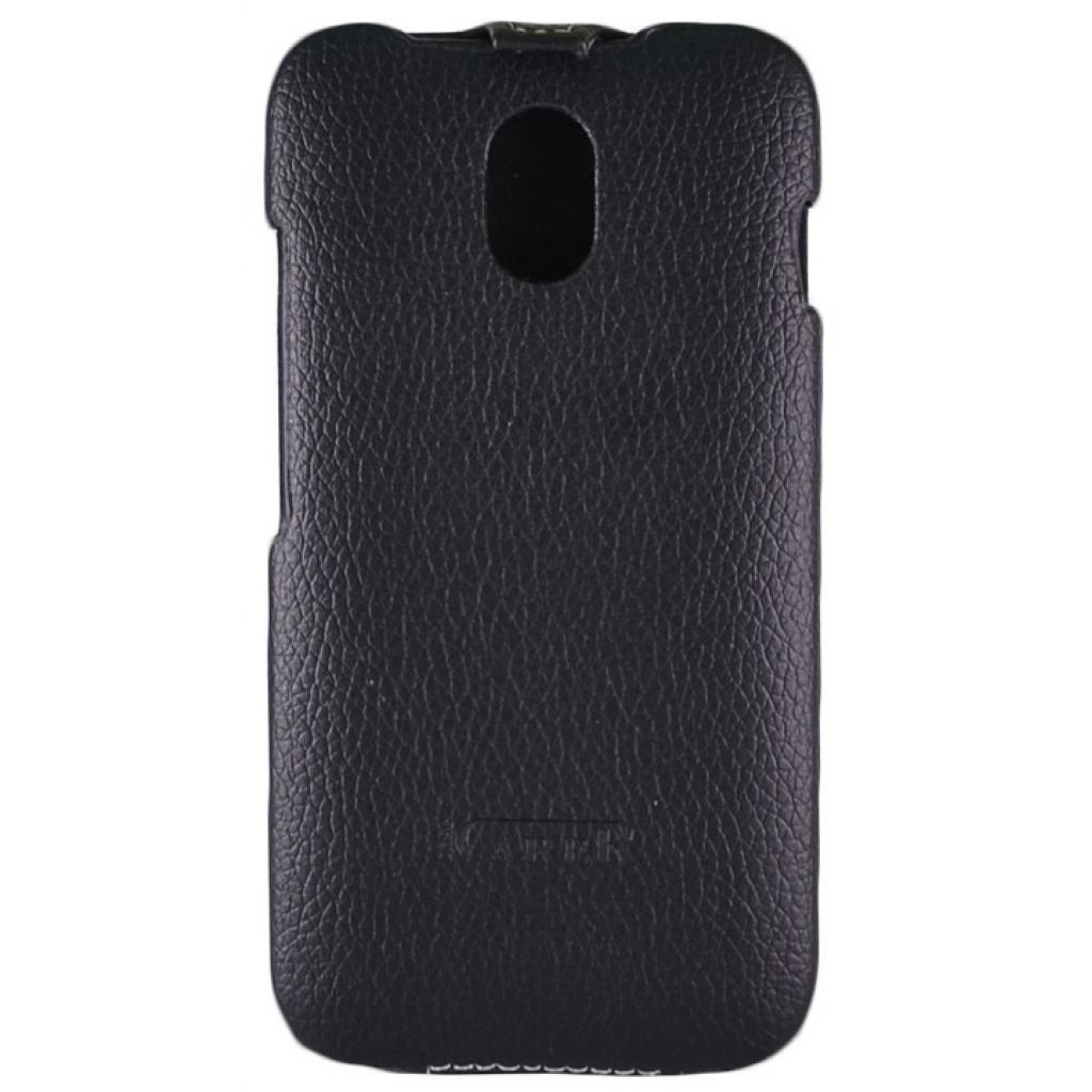 Чехол для моб. телефона Carer Base HTC Desire 210 black (Carer Base Desire 210 bl) изображение 2